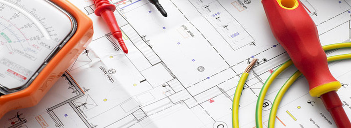 Electrical plans and equipment